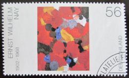 Poštovní známka Nìmecko 2002 Umìní, Ernst W. Nay Mi# 2267
