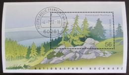 Poštovní známka Nìmecko 2002 NP Hochharz Mi# Block 59