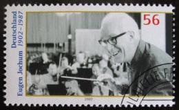Poštovní známka Nìmecko 2002 Eugen Jochum, dirigent Mi# 2284