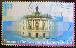 Poštovní známka Nìmecko 2002 Muzeum komunikace Mi# 2276