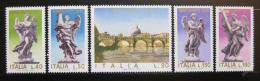 Poštovní známky Itálie 1975 Svatý rok Mi# 1478-82