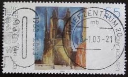 Poštovní známka Nìmecko 2002 Umìní, L. Feininger Mi# 2294
