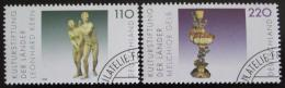 Poštovní známky Nìmecko 2000 Kulturní fond Mi# 2107-08