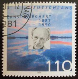 Poštovní známka Nìmecko 2000 Ernst Wiechert, spisovatel Mi# 2132