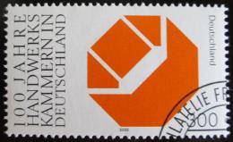 Poštovní známka Nìmecko 2000 Organizace pro postižené Mi# 2124