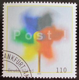Poštovní známka Nìmecko 2000 Pošta Mi# 2106
