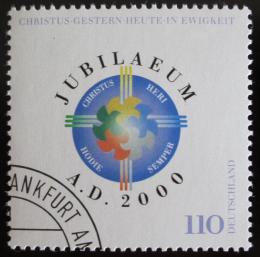 Poštovní známka Nìmecko 2000 Svatý Rok Mi# 2087