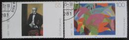 Poštovní známky Nìmecko 2003 Umìní Mi# 2315-16
