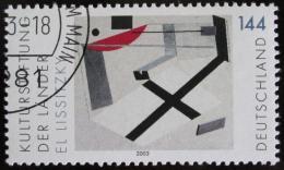 Poštovní známka Nìmecko 2003 Umìní, Lissitzky Mi# 2308