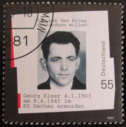 Poštovní známka Nìmecko 2003 Georg Elser Mi# 2310