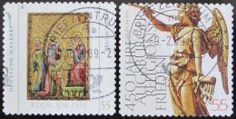 Poštovní známky Nìmecko 2008 Umìní Mi# 2700-01