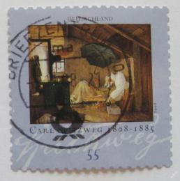 Poštovní známka Nìmecko 2008 Umìní, Carl Spitzweg Mi# 2648