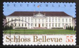Poštovní známka Nìmecko 2007 Zámek Bellevue Mi# 2604
