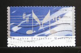 Poštovní známka Nìmecko 2004 Hudební rada Mi# 2380
