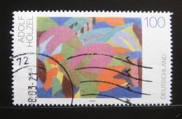 Poštovní známka Nìmecko 2003 Umìní, Adolf Holzl Mi# 2316