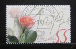 Poštovní známka Nìmecko 2003 Rùže Mi# 2317