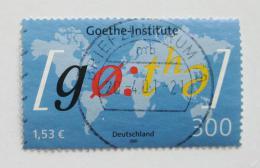 Poštovní známka Nìmecko 2001 Goetheho institut Mi# 2181