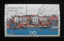 Poštovní známka Nìmecko 2001 Budova parlamentu Mi# 2198