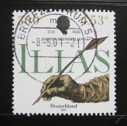 Poštovní známka Nìmecko 2001 Johann Heinrich Voss Mi# 2170