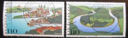 Poštovní známky Nìmecko 2000 Krásy Nìmecka Mi# 2103,2133