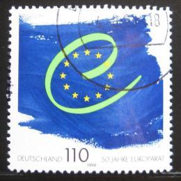 Poštovní známka Nìmecko 1999 Rada Evropy Mi# 2049