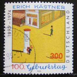 Poštovní známka Nìmecko 1999 Erich Kastner Mi# 2035