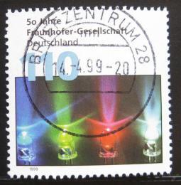 Poštovní známka Nìmecko 1999 Fraunhoferova spol. Mi# 2038