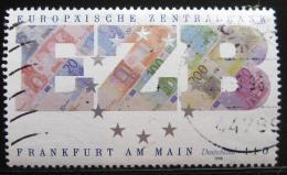 Poštovní známka Nìmecko 1998 Evropská centrální banka Mi# 2000
