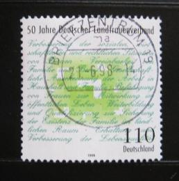 Poštovní známka Nìmecko 1998 Asociace žen Mi# 1988