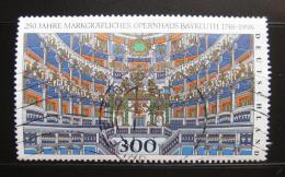Poštovní známka Nìmecko 1998 Opera Bayreuth Mi# 1983