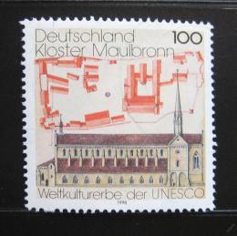 Poštovní známka Nìmecko 1998 Klášter Maulbronn Mi# 1966