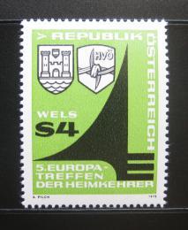 Poštovní známka Rakousko 1979 Váleèní vìzni Mi# 1615