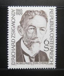 Poštovní známka Rakousko 1979 Richard Zsigmondy, chemik Mi# 1621