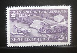 Poštovní známka Rakousko 1979 Konvenèní centrum Mi# 1623