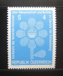 Poštovní známka Rakousko 1979 Vìdecká konference Mi# 1616
