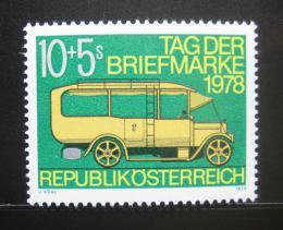 Poštovní známka Rakousko 1978 Den známek Mi# 1592
