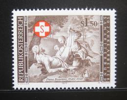 Poštovní známka Rakousko 1977 Umìní, F. Bassano Mi# 1556