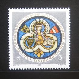 Poštovní známka Rakousko 1976 Výstava Babenberkù Mi# 1514