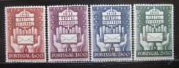 Poštovní známky Portugalsko 1949 UPU, 75. výroèí Mi# 740-43 Kat 25€