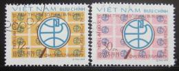 Poštovní známky Vietnam 1979 Philaserdica Mi# 1038-39