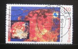 Poštovní známka Nìmecko 1999 Explodující hvìzda Mi# 2079
