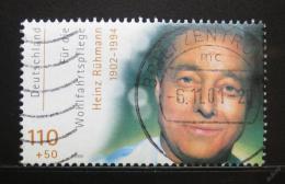 Poštovní známka Nìmecko 2000 Heinz Ruhmann, herec Mi# 2146