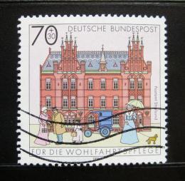 Poštovní známka Nìmecko 1991 Pošta, Stralsund Mi# 1565