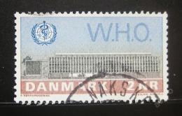 Poštovní známka Dánsko 1972 Budova WHO, Kodaò Mi# 531