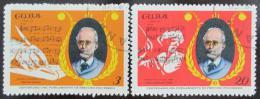 Poštovní známky Kuba 1970 Státní hymna Mi# 1616-17