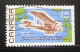 Poštovní známka Kanada 1969 Letadlo Mi# 436