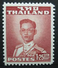 Poštovní známka Thajsko 1954 Král Bhumibol Mi# 290 Kat 16€