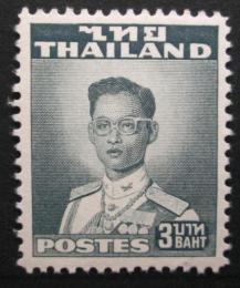Poštovní známka Thajsko 1951 Král Bhumibol Mi# 292 Kat 45€