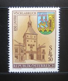 Poštovní známka Rakousko 1984 Kostendorf, 850. výroèí Mi# 1771