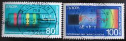 Poštovní známky Nìmecko 1994 Evropa CEPT Mi# 1732-33